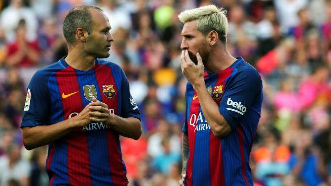 """Dồn tiền """"trói"""" Messi, Barca xử phũ với công thần - 1"""