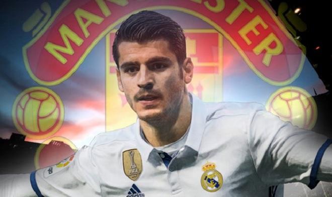 Chuyển nhượng MU: Morata về Old Trafford trước đám cưới - 1