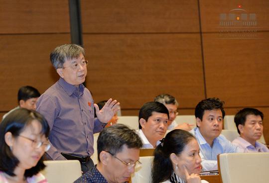 Đại biểu QH tranh luận với Phó Thủ tướng về Sơn Trà - 2