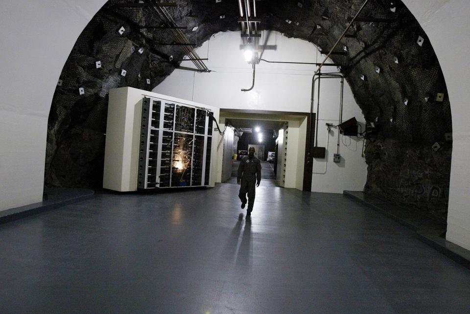 Bên trong hầm chống hạt nhân bí ẩn của giới chức Mỹ - 4