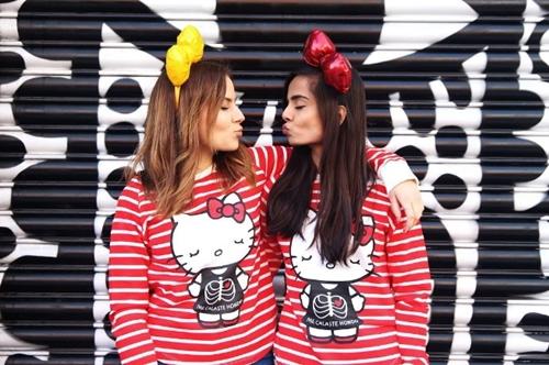 Binh đoàn Hello Kitty sắp thống trị thế giới thời trang! - 6