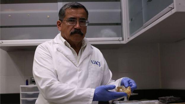 """Mexico: Người có thể làm cho xác chết """"biết nói năng"""" - 2"""