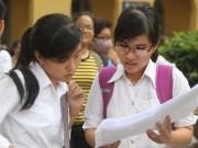 Giáo dục - du học - Hơn 73.000 thí sinh dự thi chỉ có 1 điểm 10 toán