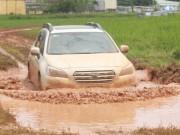 Tin tức ô tô - Offroad ngay giữa Sài Gòn với xe Subaru