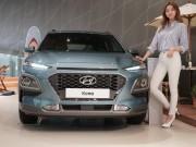 Tin tức ô tô - Hình ảnh chính thức Hyundai Kona sắp về Việt Nam