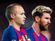 """Bóng đá - Dồn tiền """"trói"""" Messi, Barca xử phũ với công thần"""