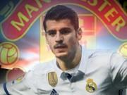 Bóng đá - Chuyển nhượng MU: Morata về Old Trafford trước đám cưới