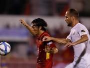 """Bóng đá - ĐT Việt Nam - ĐT Jordan: Phút thăng hoa của """"người nhện"""""""