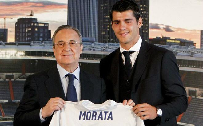 """Chuyển nhượng """"bom tấn"""" Morata: MU muốn, Real vòi thêm tiền - 2"""