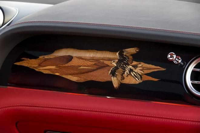 Bentley Bentayga Falconry: Cho nhà giàu sành chơi chim - 6