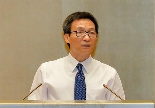 Phó Thủ tướng trả lời tranh luận của ĐB Trương Trọng Nghĩa về Sơn Trà - 1