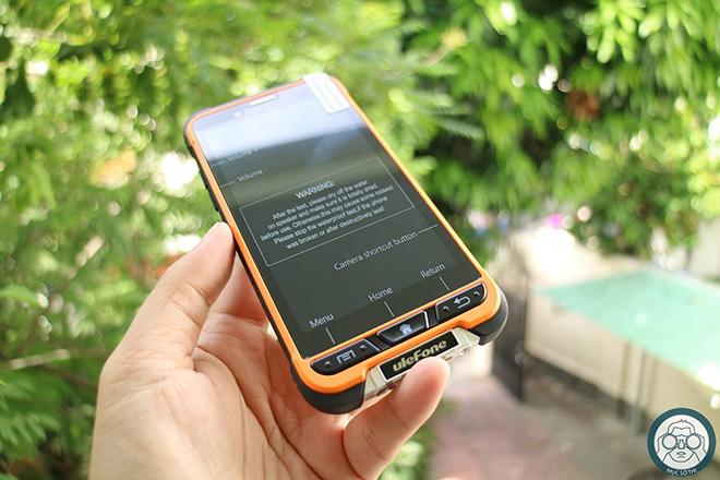 """Thời hạn cuối giảm giá smartphone """"chống nước Ram 3G"""" - 1"""
