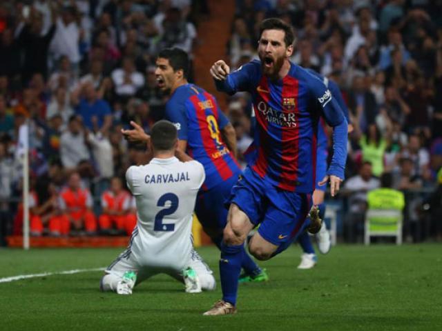 Messi vĩ đại: Viết lại lịch sử Barca – Real, không đầu hàng Ronaldo