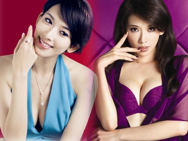 1. Khán giả châu Á từng bị sốc khi trang Sohu tiết lộ bảng giá đi khách của các người đẹp hàng đầu Hoa ngữ. Trong đó, Lâm Chí Linh dẫn đầu với mức 1 triệu HKD (khoảng 2,7 tỷ đồng).