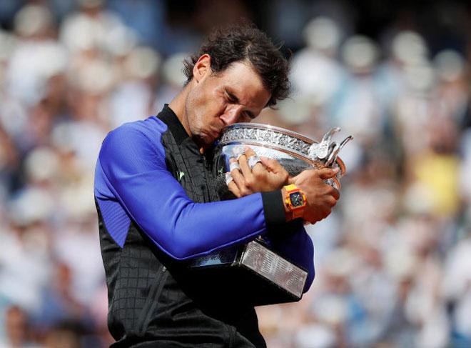 Tin thể thao HOT 14/6: Nadal mặc kệ 18 Grand Slam của Federer - 1