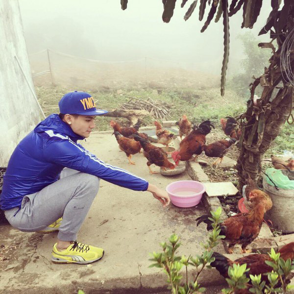 Kiếm tiền tỷ, vì sao Mỹ Linh, Thu Phương vẫn thích trồng rau, nuôi gà? - 13