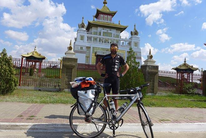Tay đua vĩ đại: Hạ cướp, xuyên bom đạn vượt 18.000km bằng... xe đạp - 7