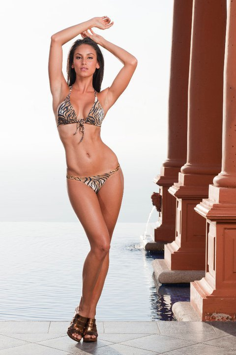 Hoa hậu Costa Rica đẹp tới nỗi được ví như nữ thần hạ thế - 4