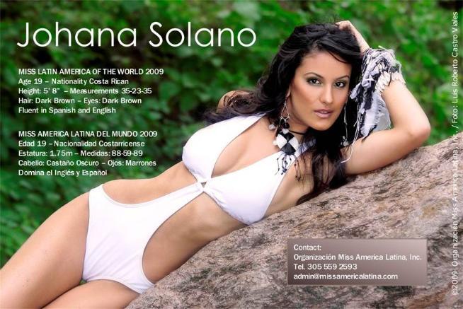 Hoa hậu Costa Rica đẹp tới nỗi được ví như nữ thần hạ thế - 5