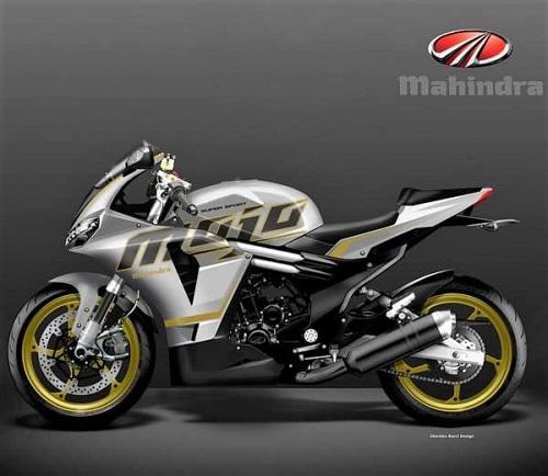 """""""Phát thèm"""" trước siêu mô tô Mojo Supersport Concept - 1"""
