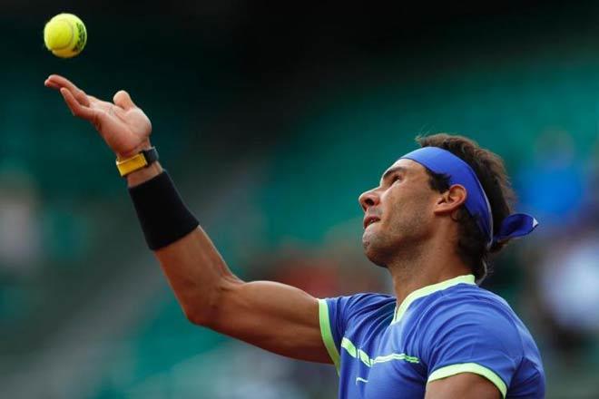 Nadal vô địch Roland Garros: Chinh phạt và chinh phục - 1