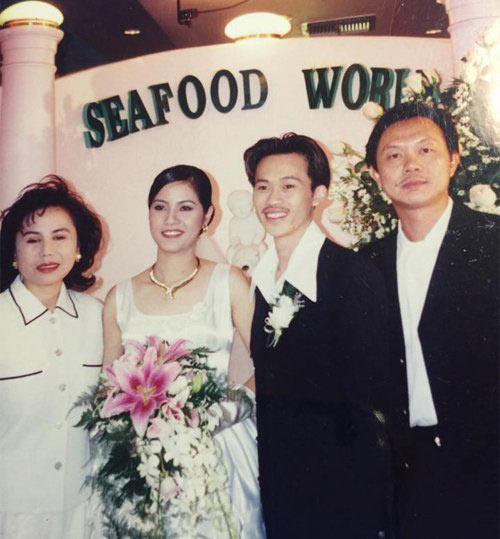 """4 người phụ nữ bên đời Hoài Linh và những chuyện """"thâm cung bí sử"""" - 4"""