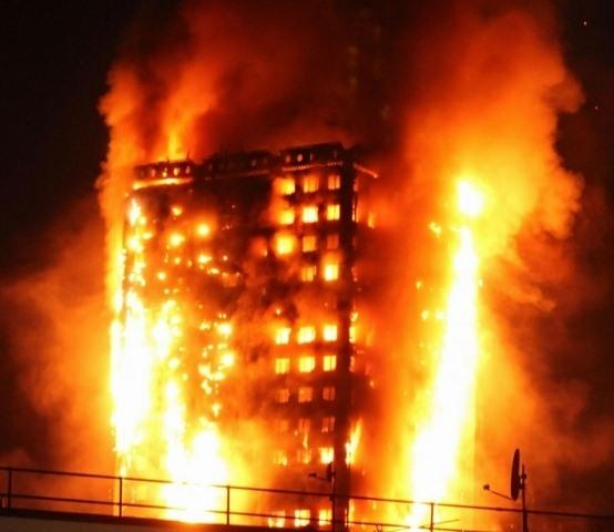 Sai lầm chết người khiến chung cư Anh cháy kinh dị - 2