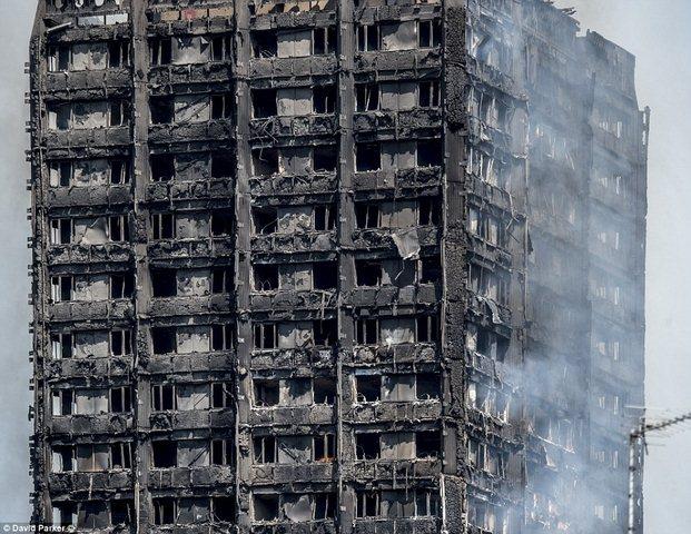Sai lầm chết người khiến chung cư Anh cháy kinh dị - 6