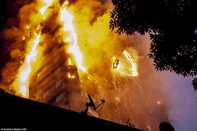 Sai lầm chết người khiến chung cư Anh cháy kinh dị - 5