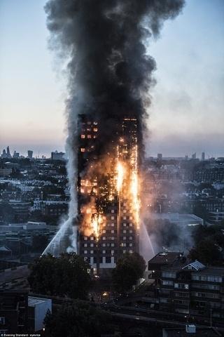 Sai lầm chết người khiến chung cư Anh cháy kinh dị - 7