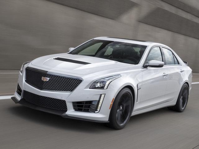 Cadillac CTS-V Carbon Black Edition có giá 3 tỷ đồng - 1