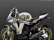 """Thế giới xe - """"Phát thèm"""" trước siêu mô tô Mojo Supersport Concept"""
