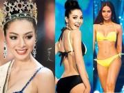 Thời trang - Lộ diện 6 hoa hậu châu Á đẹp nhất thế giới 2017