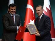 """Thế giới - Thổ Nhĩ Kỳ """"mang ơn"""" Qatar và giờ đến lúc trả nợ?"""