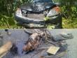 Xe bán tải đâm xe máy văng 30m, 2 nữ sinh thương vong