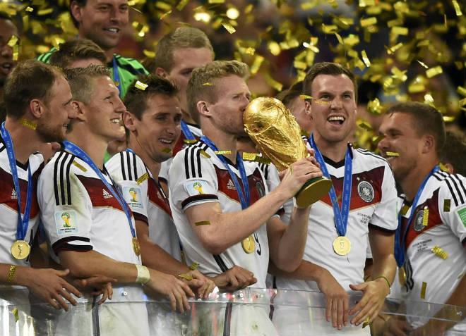 Confederations Cup 2017: Ronaldo mơ kỳ tích, Đức quyết ngáng đường - 2