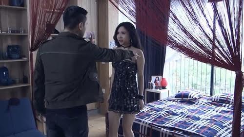 Tập 24 Người phán xử: Phan Hải kề dao vào cổ cô bồ sexy, nghi là gián điệp - 2