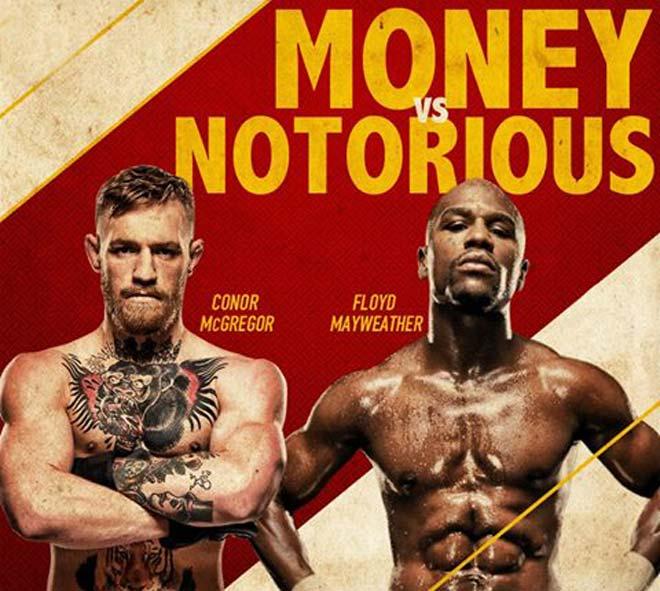 CHÍNH THỨC: McGregor – Mayweather định ngày đấu tỷ đô - 1