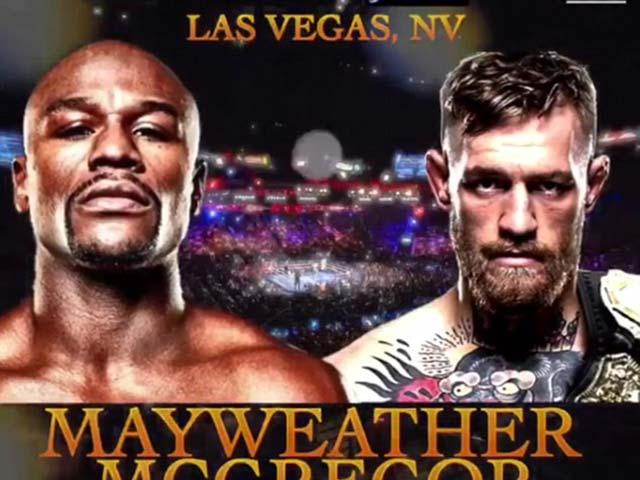 CHÍNH THỨC: McGregor – Mayweather định ngày đấu tỷ đô