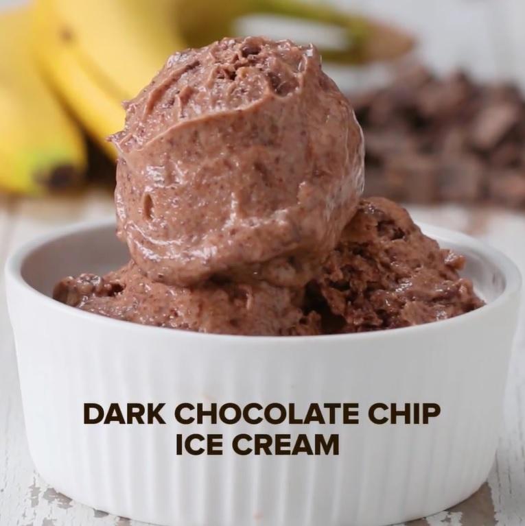 Hô biến chuối thành món kem mềm xốp ngon tuyệt - 2