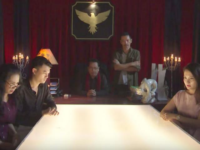 Choáng với clip ông trùm Phan Quân phán xử bà Phương và Minh Vân