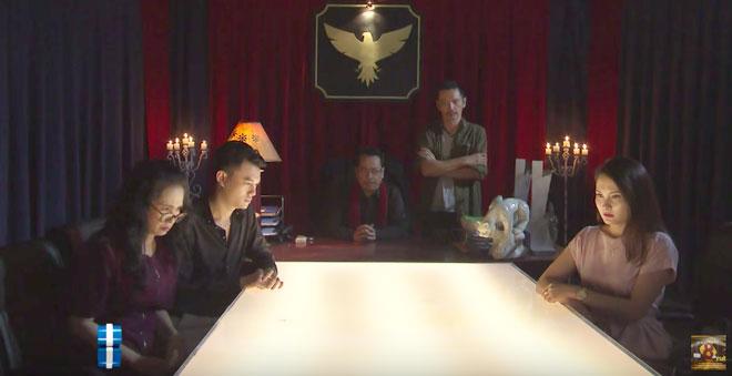 Choáng với clip ông trùm Phan Quân phán xử bà Phương và Minh Vân - 1