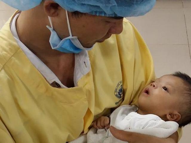 Bác sĩ chia sẻ giây phút nghẹt thở cứu bệnh nhi mắc bệnh tim hiếm gặp