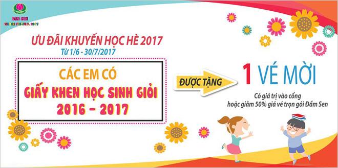 Lễ hội diều hè 2017 tại Đầm Sen - 5