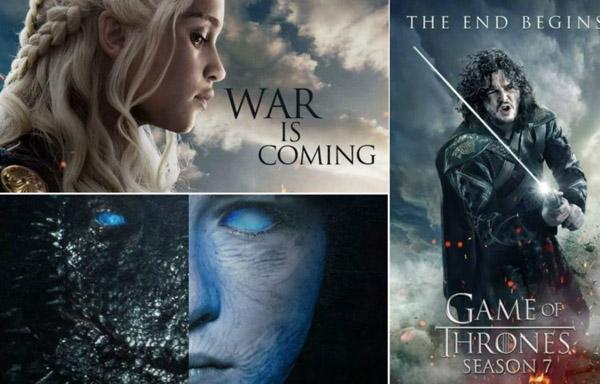 """Kinh hoàng với hơn 150 nghìn cái chết trong phim 18+ """"Game of Thrones"""" - 3"""