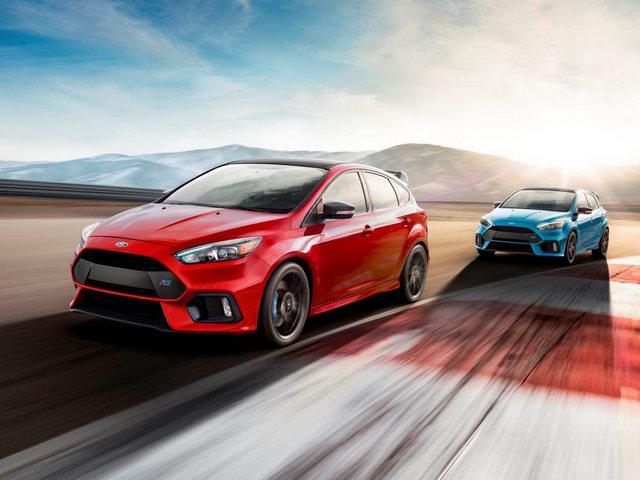 Ford Focus RS 2018 có giá 953 triệu đồng - 1
