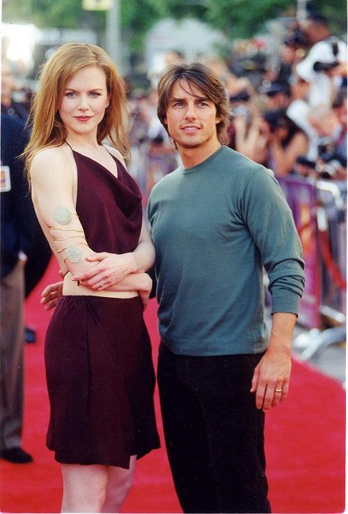 """Vợ cũ ngày càng sexy thế này, bảo sao Tom Cruise cứ muốn """"rủ rê"""" - 2"""