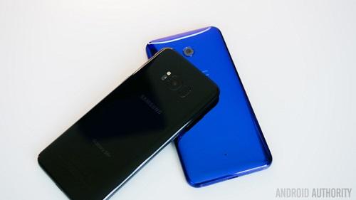 """So sánh HTC U11 với Galaxy S8: """"Hậu sinh ... chưa khả úy"""" - 3"""