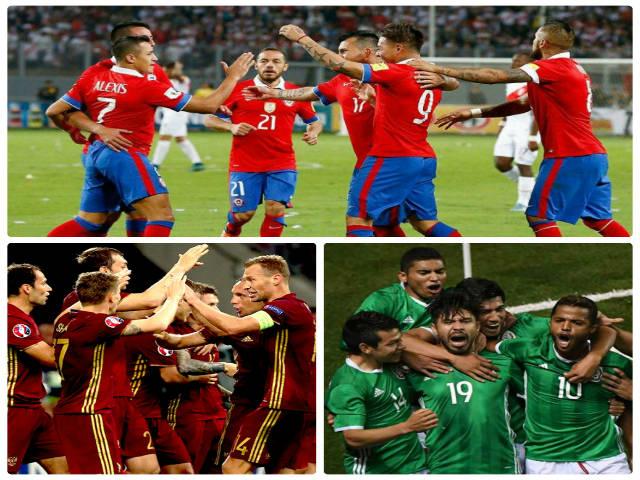 Confederations Cup 2017: