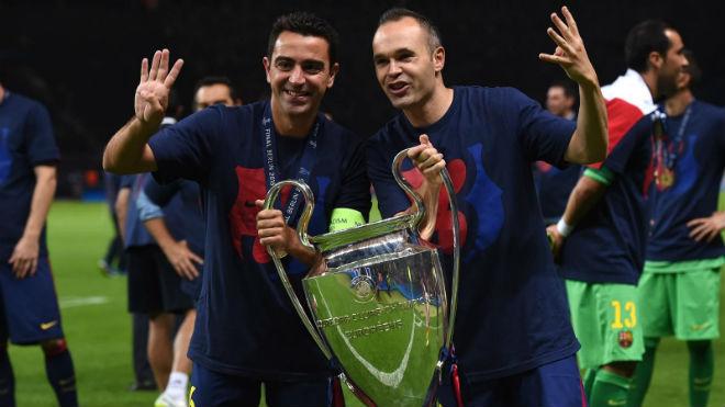 Iniesta tính chuyện rời Barca: Đế chế trên bờ vực lụi tàn - 1